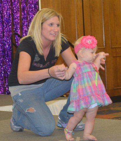 Junior Miss Pageant Contest